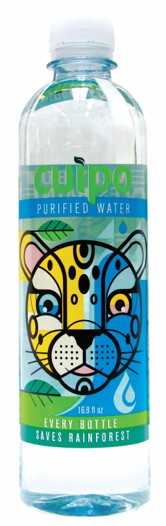 Cuipo Water Launches Nationally - Saving The Rainforest One Meter at a Time!