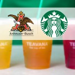 Starbucks and Anheuser-Busch Partner to Produce RTD Teavana Tea
