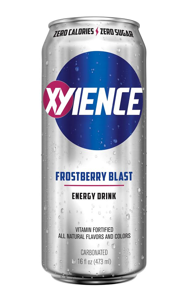 Xyience Energy Drink Launches Quot Fuel Your Patriotism