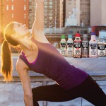Heavy Lifting: As Protein Brings Change, Muscle Milk Evolves
