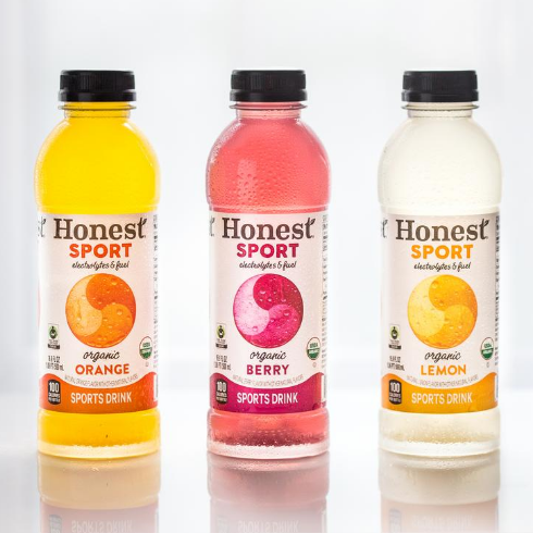 Press Clips: 'Honest Sport' to Hit Shelves Next Month; The Periodic Table of Food Tech