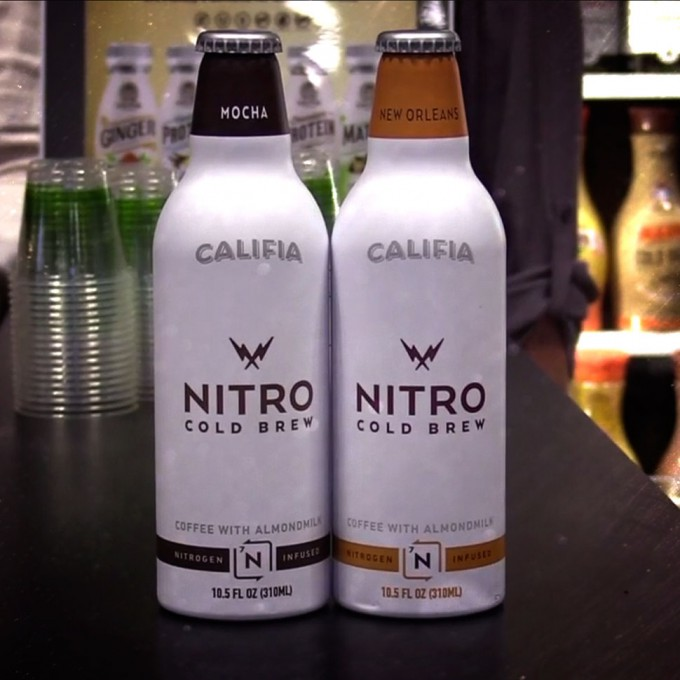 Video: Discussing Califia Farms' New Nitro Coffee with CEO Greg Steltenpohl