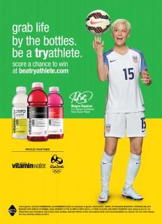 vitaminwater_&_Megan_Rapinoe