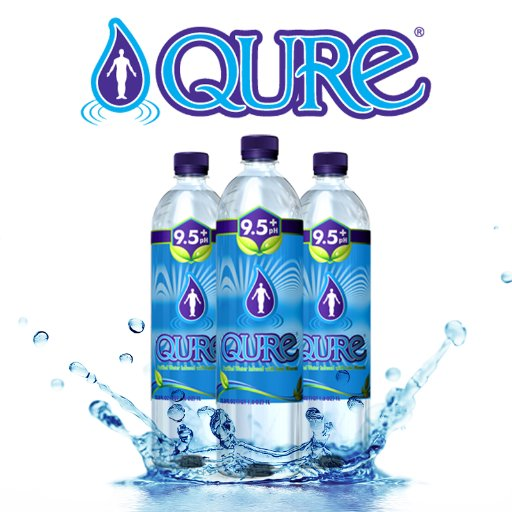 QURE Water Now Available at Kroger