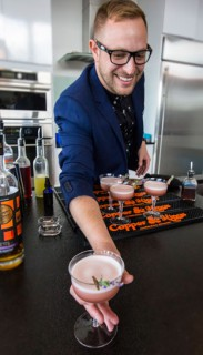 Nathaniel Smith wins Copper & Kings MIXT&PE Cocktail Competition