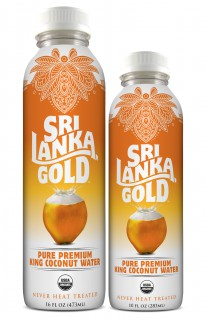 Sri Lanka Gold Pure Premium Coconut Water Goes Organic