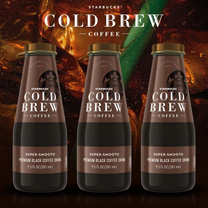 Starbucks Cold Brew Coffee Bevnet Com Product Reviews
