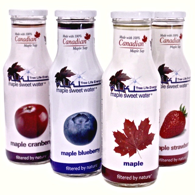 KiKi Maple Sweet Water Continues Its Support of Charities, Not-For-Profits and Community Events