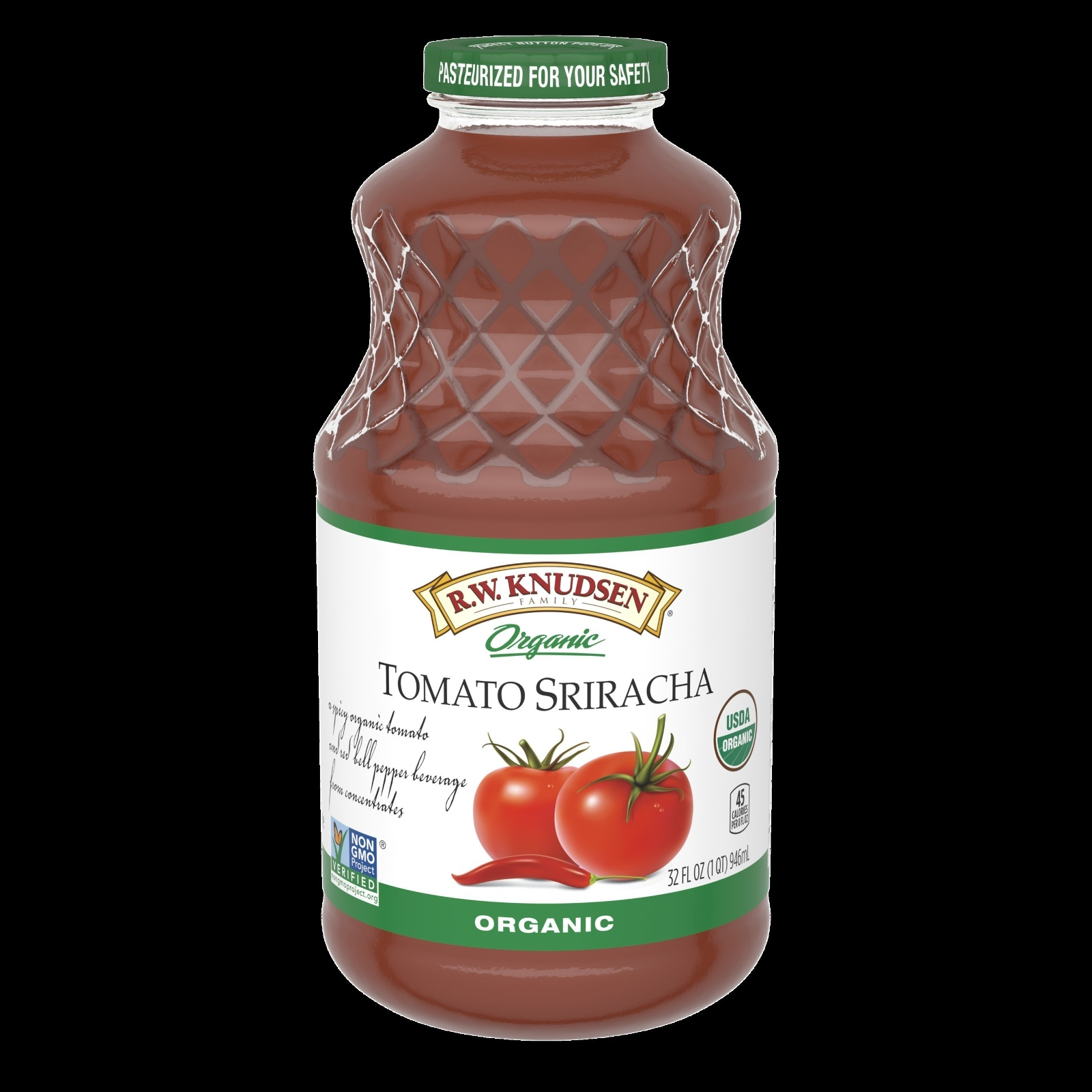 R.W. Knudsen Family Launches a Variety of Organic Vegetable Juice Blends