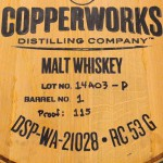 Copperworks Distilling Company to Launch American Single Malt Whiskey