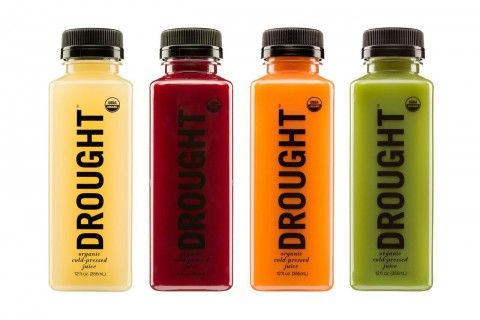 DROUGHT Poised for National Expansion : Michigan's only organic cold-pressed juice maker launches wholesale line