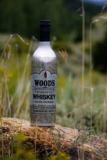 "Wood's High Mountain Distillery Announces ""Backcountry Bottle"" Tenderfoot Malt Whiskey - now available in a new Aluminum bottle designed to go where glass can't"