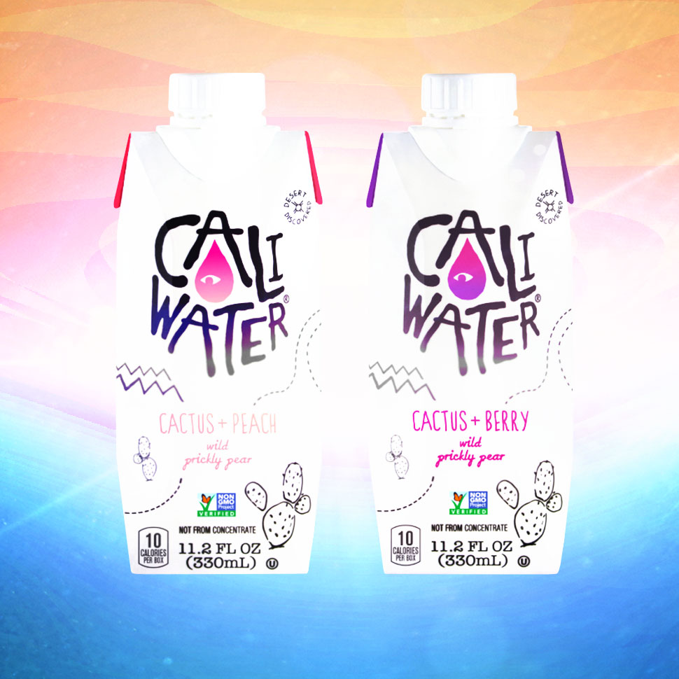 Caliwater Adds New Flavors
