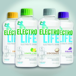 ELECTROLIFE FUNCTIONAL BEVERAGE AVAILABILITY GROWS