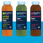 BluePrint Introduces New Line of Tea-Infused Energy Drinks