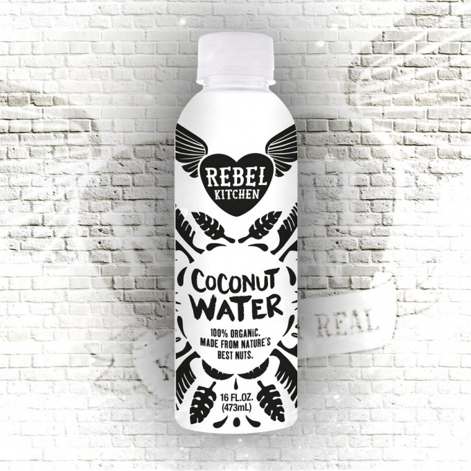 Rebel Kitchen To Debut HPP Coconut Water at Expo East 2016