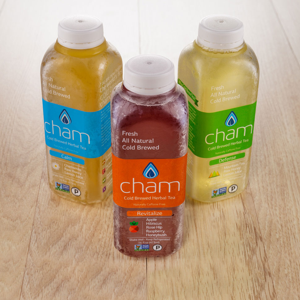 Cham Cold Brew Herbal Tea