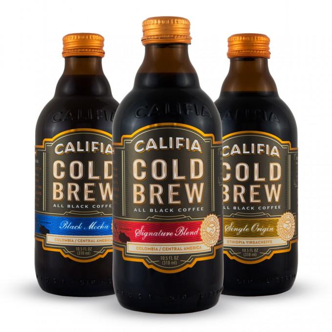 Califia Launches Black Label Cold Brew Coffee Line