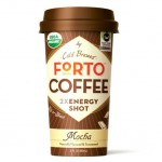 FORTO Coffee Shots Secure Grocery and Pharmacy Distribution