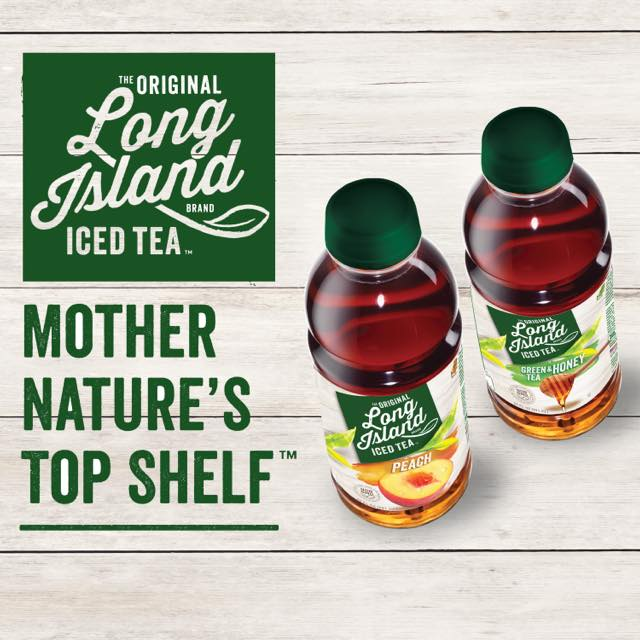 Long Island Iced Tea Reveals New Packaging
