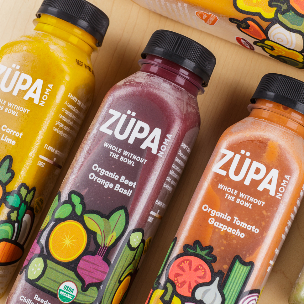 Zupa Noma Chilled Ready-to-Sip Soups