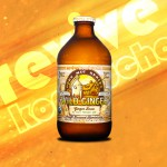 "Review: Revive Kombucha ""Wild Ginger"" Offers a New Twist on Kombucha"