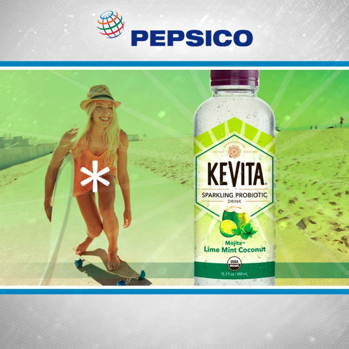 KeVita/PepsiCo Deal on Track