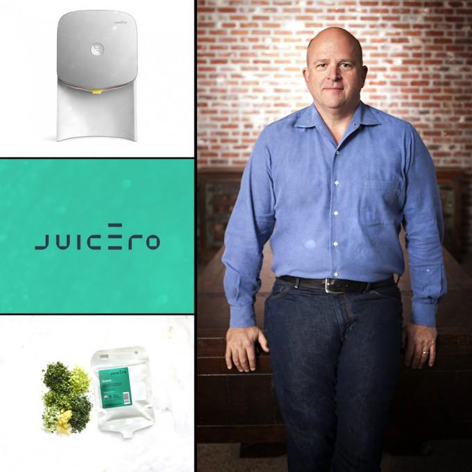 Pressing Forward, Juicero Taps Dunn as New CEO