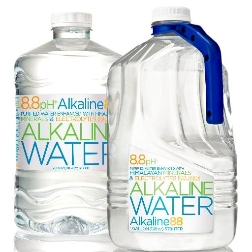 Alkaline Water Co. Leads Category Sales Growth in Southern CA