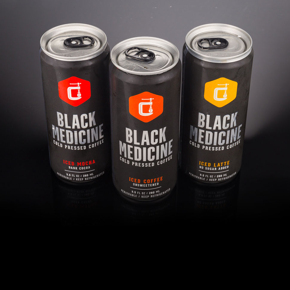 Review: Black Medicine Moves to Cans
