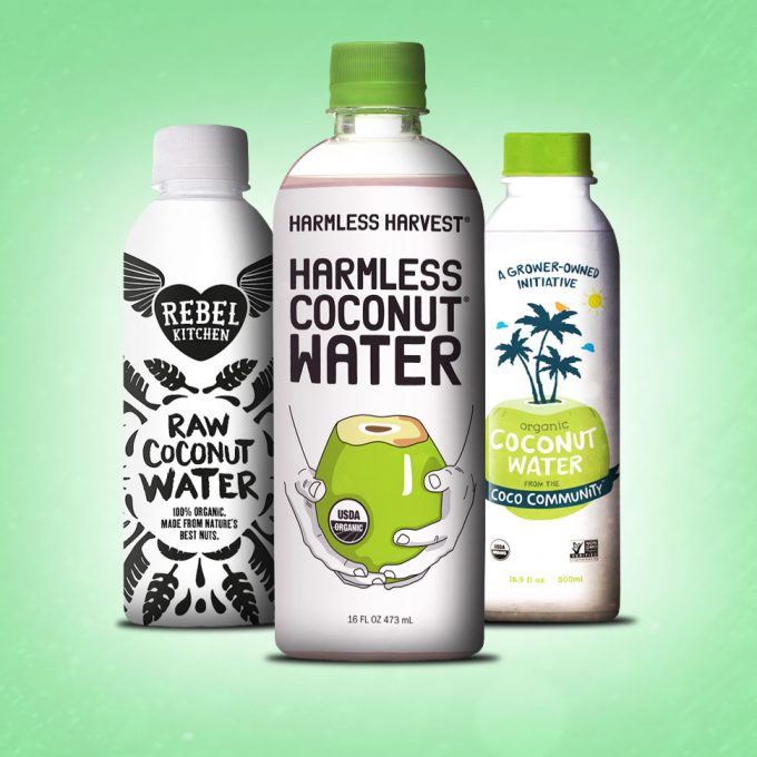 Pressure Is Building for HPP Coconut Water