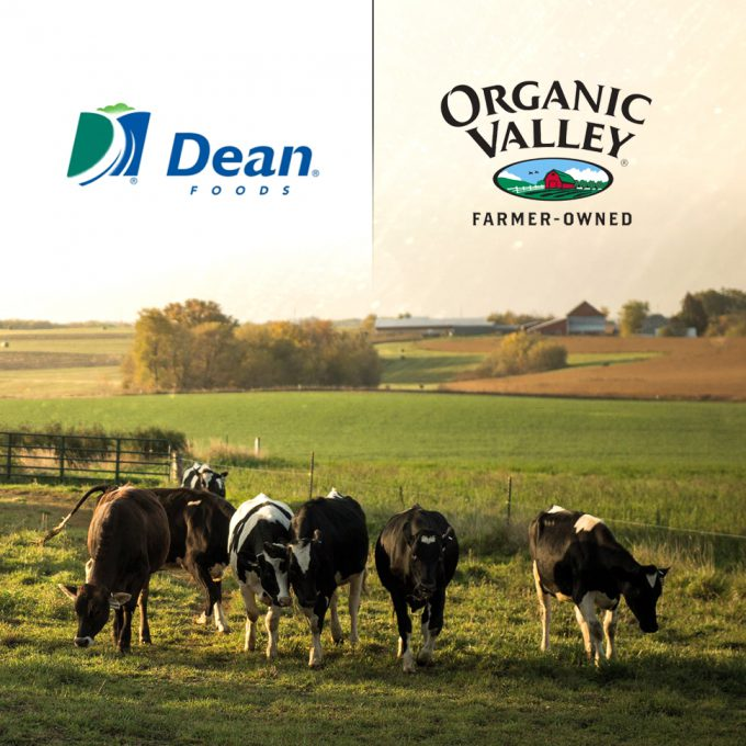 "Organic Valley and Dean Foods Joint Venture ""Open for Business"""