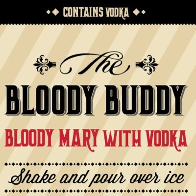 The Bloody Buddy Makes its Texas Debut - BevNET.com