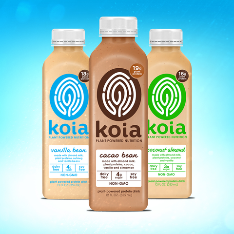 Four Loko Co-Founder Gets Fit With Koia