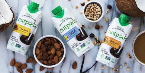 nutpods Closes Series A Round and Brings High Quality to Plant Based Creamer Options
