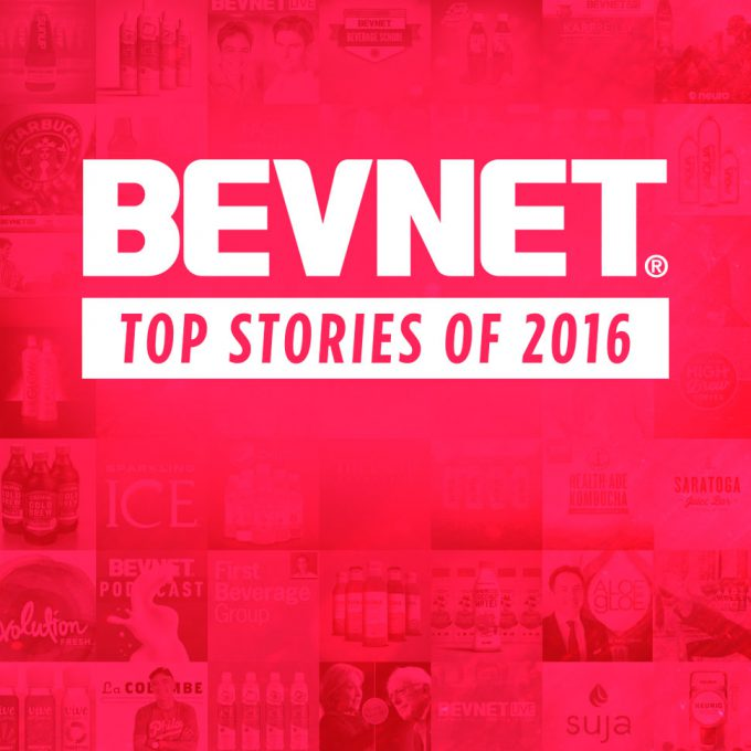 The Top 10 Most-Read BevNET Stories of 2016