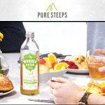 Acquisition: First Secret Squirrel, Now Kombucha Wonder Drink for Pure Steeps