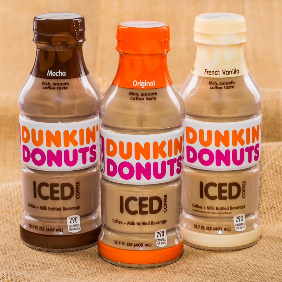 Review: Dunkin Donuts Ready-to-Drink Iced Coffees Stand to Make a Splash