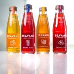 Starbucks Launches Teavana RTD Teas