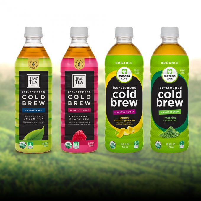 "Expo West 2017 Preview: Ito En to Launch ""Ice-Steeped"" Cold Brew Tea"