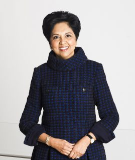 Pepsi CEO Indra Nooyi