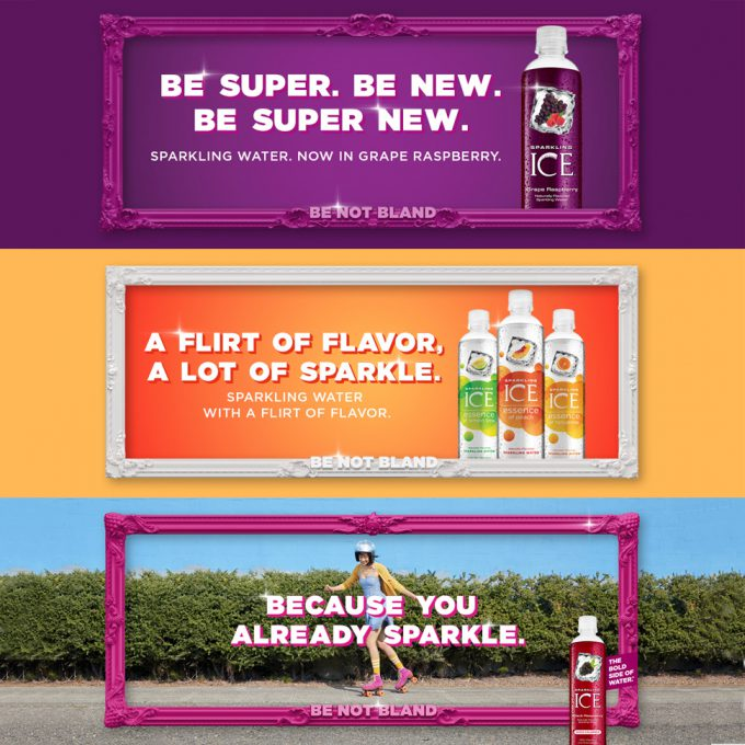 Sparkling Ice Launches $37M Integrated Marketing Campaign