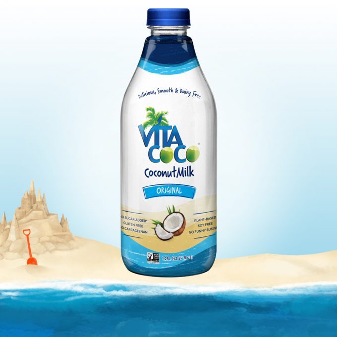 "Expo West 2017 Preview: Vita Coco To Debut ""Coconutmilk"""