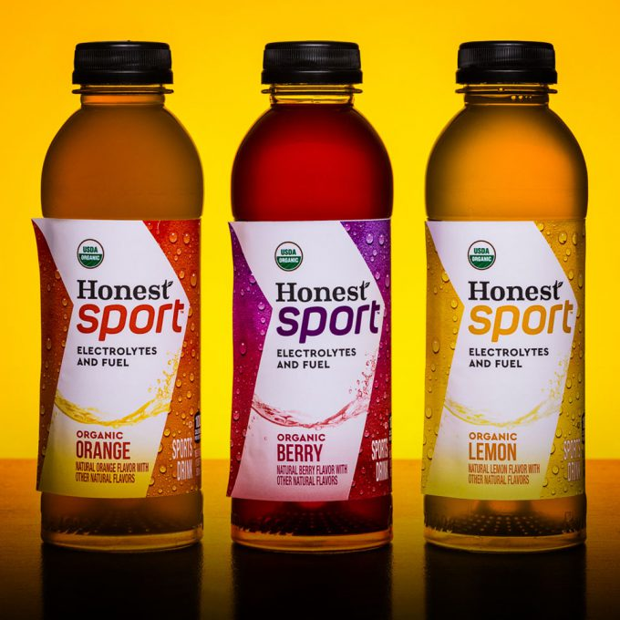Honest Revamps Organic Sports Drink Line