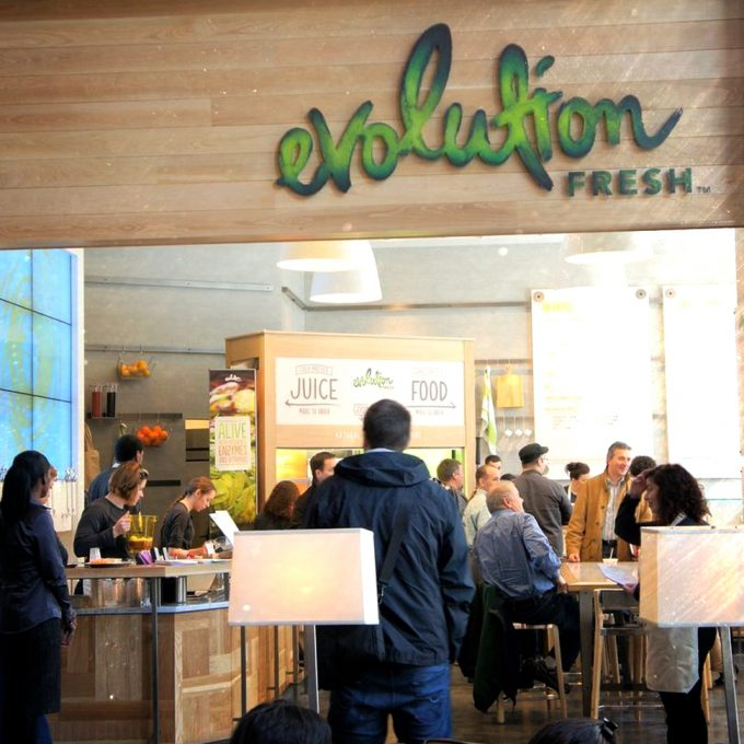 Starbucks to Shutter Remaining Evolution Fresh Retail Stores