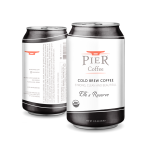Pier Coffee Expands Its Offering of Canned Cold Brew