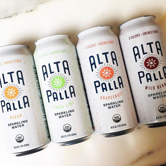 Hiball To Launch Alta Palla Sparkling Water Line at Expo West 2017