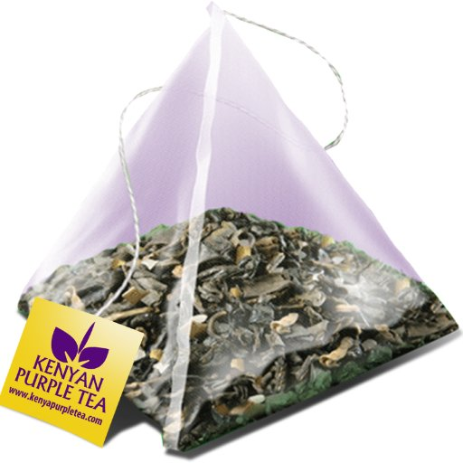 Kenyan Purple Tea Set to Officially Launch at Expo West This Week