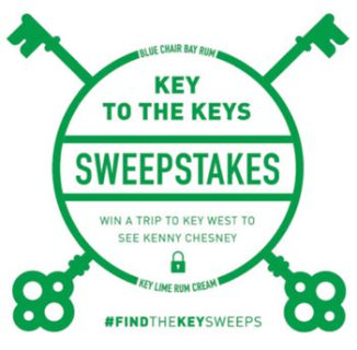 Blue Chair Bay Rum Is Offering The Antidote To Any Wintertime Blues With  Its U201cKey To The Keys Sweepstakes,u201d A Nationwide Sweepstakes That Will  Launch In ...