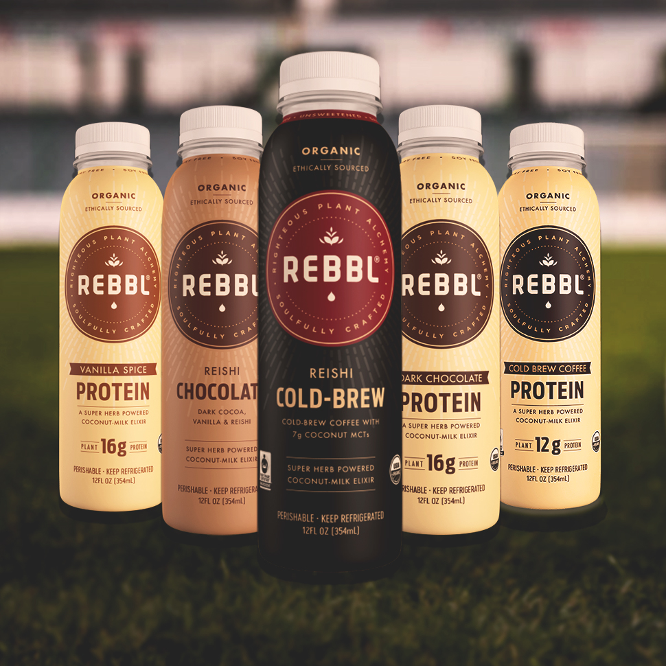 Rebbl Drink: Expo West 2017 Video: REBBL Talks New Products And Going